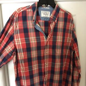 Nautica casual dress button down